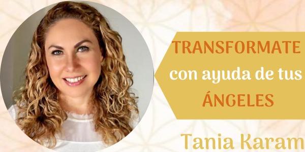 Tus ángeles te ayudan a transformarte