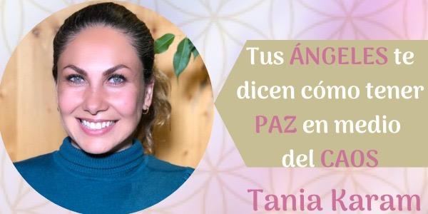 cómo tener paz en medio del caos | Tania Karam
